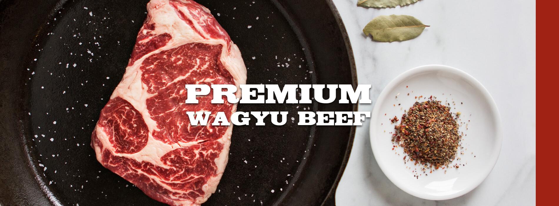 Premium Wagyu Beef photo
