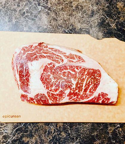 A Wagyu Steak